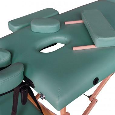 Массажный стол DFC NIRVANA Optima зеленый