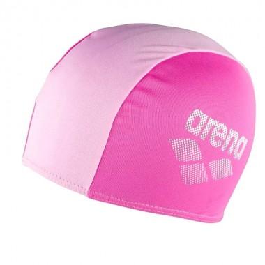 Шапочка для плавания детская Arena Polyester II Jr арт.002468990 фуксия-розовый