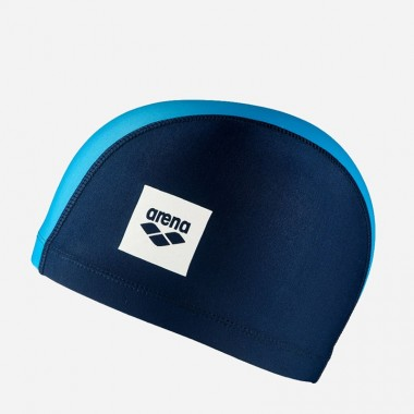 Шапочка для плавания детская Arena Unix II Jr арт.02384103 сине-голубой