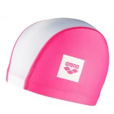 Шапочка для плавания детская Arena Unix II Jr арт.02384105 розово-белый