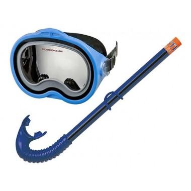 Набор для плавания Intex 55942 Adventurer (маска, трубка) 3+