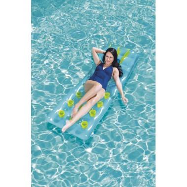 Надувной матрас для плавания Bestway 43015 (188х71см) уп.6