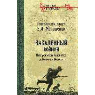 Закаленный войной. От Карельского перешейка до Ближнего Востока. Малашенко Е.И.