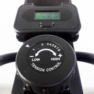 Эллиптический тренажер с элементом степпера DFC CHALLENGE ProMAX E8019CR