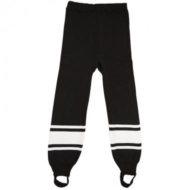 Рейтузы хоккейные Torres Sport Team арт.HR1109-01-158, размер 40, рост 158, 100% полиэстер, черно-белый