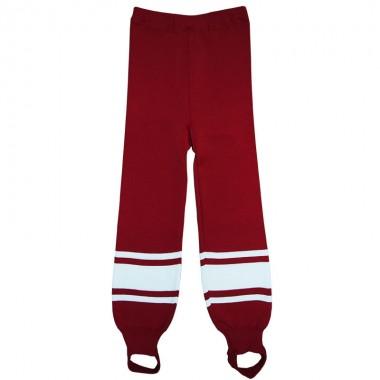 Рейтузы хоккейные Torres Sport Team арт.HR1109-02-152, размер 38, рост 152, 100% полиэстер, красно-белый