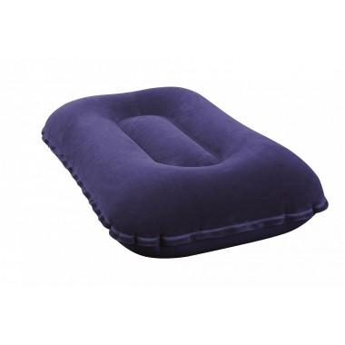 Надувная подушка Bestway 67121 Flocked Air Pillow (42х26х10см), 2 цвета