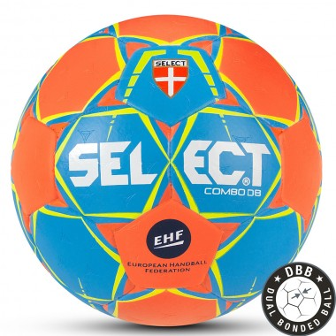 Мяч гандбольный SELECT COMBO DB арт.801017-226 Lille (р.1)