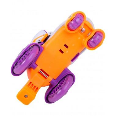 Ролики раздвижные Ridex Fortuna Purple р.S (30-33)