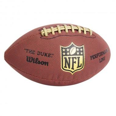 Мяч для американского футбола WILSON NFL Duke Performance Official арт.WTF1877XB