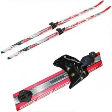 Лыжный комплект без палок на 75мм длина 170