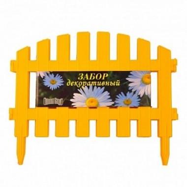 Забор декоративный №2