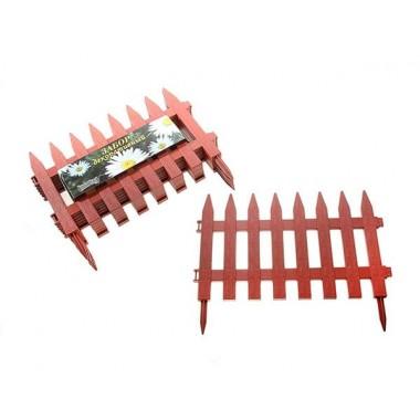 Забор декоративный «ЧАСТОКОЛ» 30х300