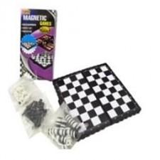 Игра 3 в 1 (шашки, шахматы, нарды магнитные) арт.TX18674