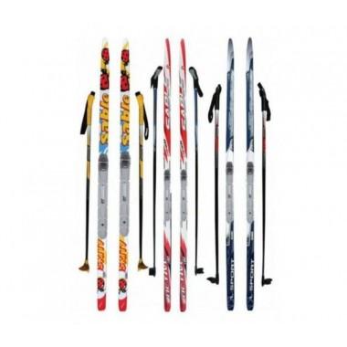 Комплект лыжный крепление SNN 140 STEP