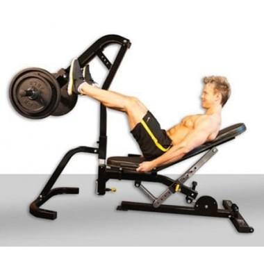 Тренажер для ног/пресса Powertec Leg Press WB-LPA13