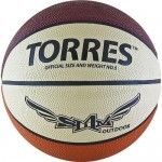 Мяч баскетбольный Torres Slam арт.B00065 р.5
