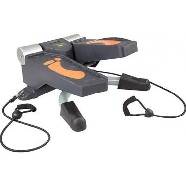 Министеппер поворотный с эспандерами DFC Twister  SC-S008