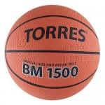 Мяч баскетбольный сувенирный Torres BM1500 арт.B00101 р.1