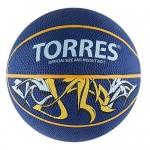Мяч баскетбольный сувенирный Torres Jam арт.B00041 р.1