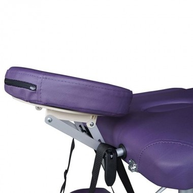 Массажный стол DFC NIRVANA Elegant ULTRA LIGHT purple
