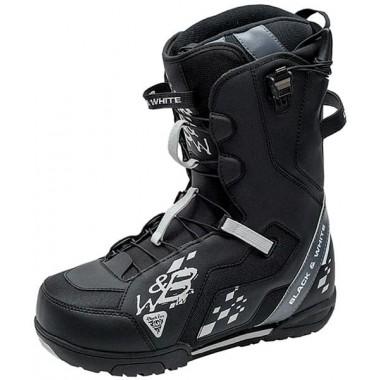Ботинки для сноуборда Black Fire B&W 2QL black (2016) р.45