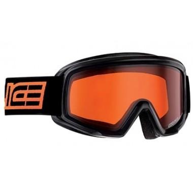 Очки горнолыжные Salice Black/Orange 708DAF