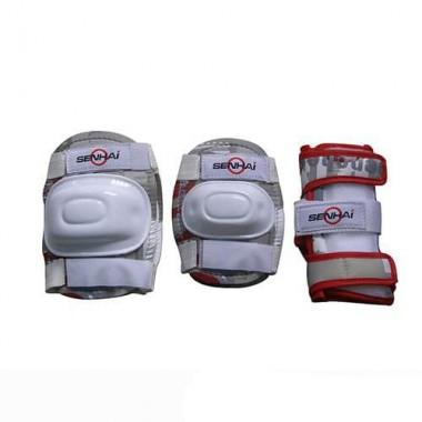 Защита локтя, запястья, колена Action PWM-302 р.S