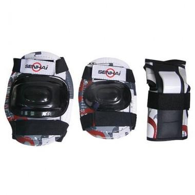 Защита локтя, запястья, колена Action PWM-303 р.M