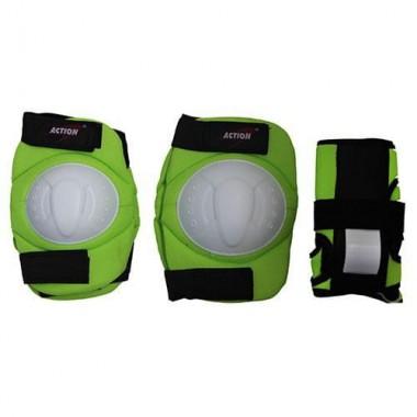 Защита локтя, запястья, колена Action PWM-326 р.L