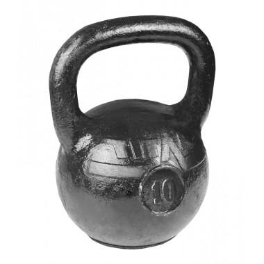 Гиря чугунная Titan 10 кг