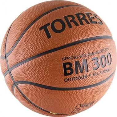 Мяч баскетбольный Torres BM300 арт.B00013 р.3