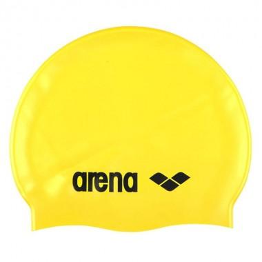 Шапочка для плавания Arena Classic Silicone арт.9166235